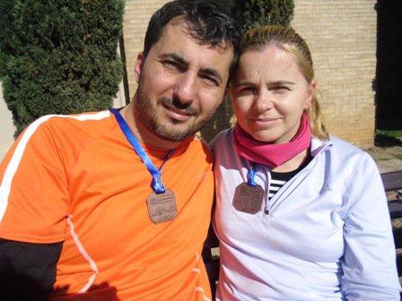 Primul nostru maraton international. Barcelona 2011