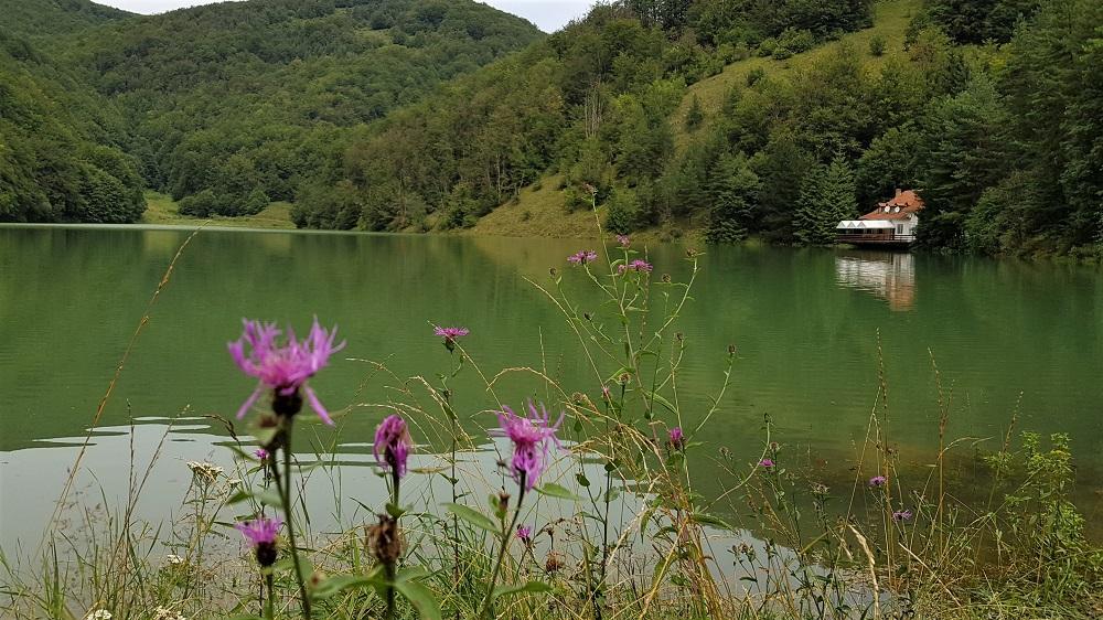 iezerul ighiel - lacul de smarald