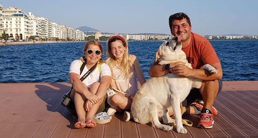 Noi 3 la Salonic