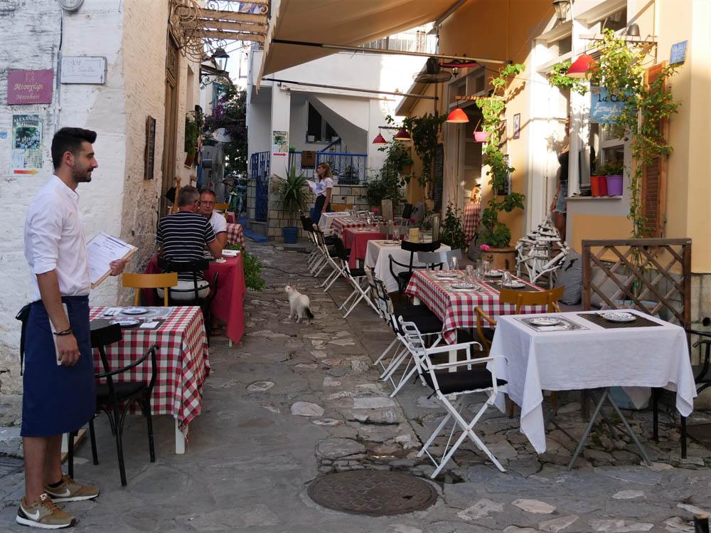 Skiatos Town