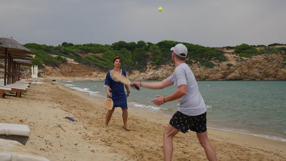 Skiatos tenis