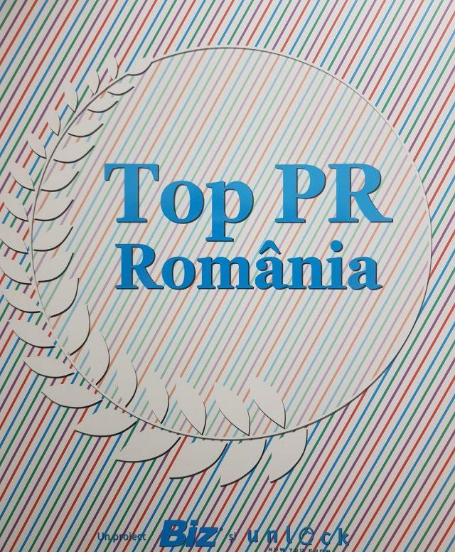 top pr romania 2018