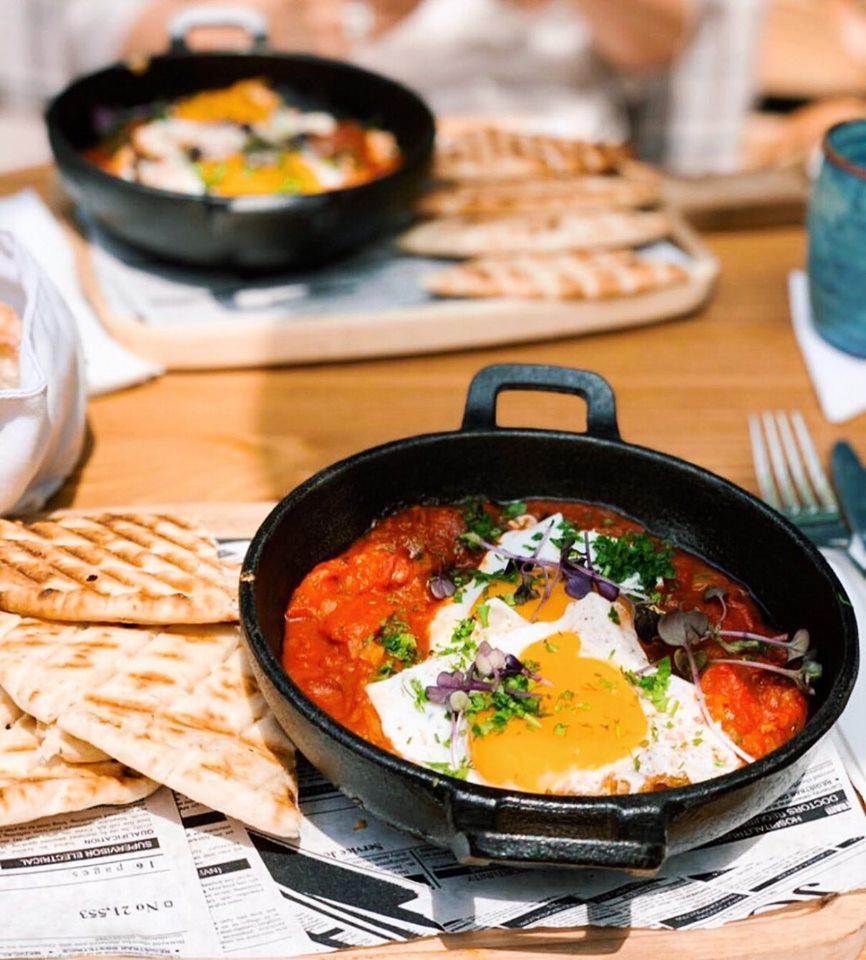 mic dejun in bucuresti la b4market
