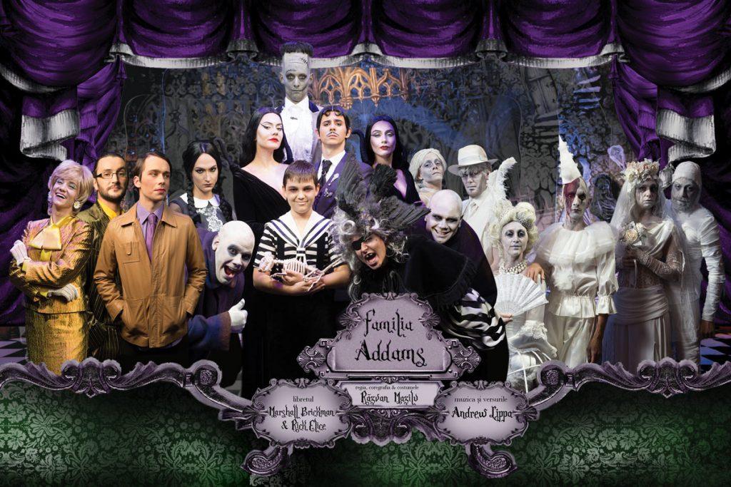 Familia Addams