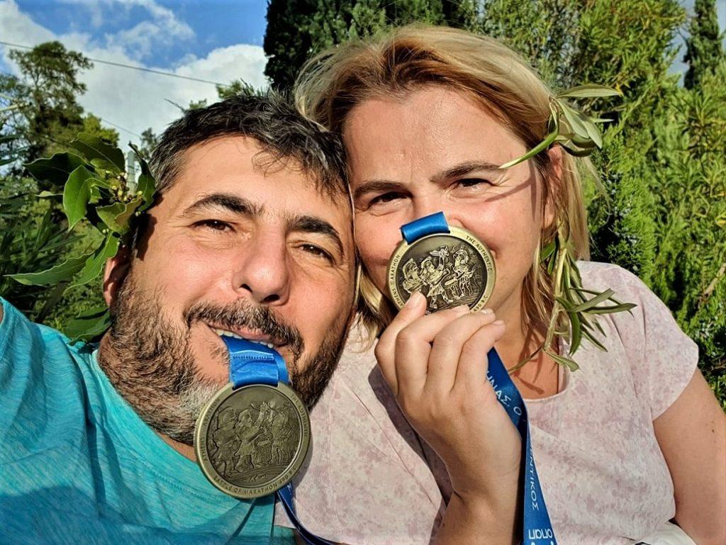 Maratonul de la Atena